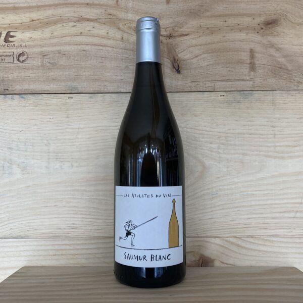 Les Athlètes du Vin Saumur Blanc 2019