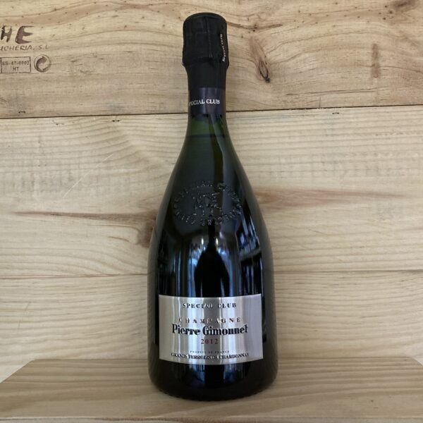 Champagne Pierre Gimonnet Special Club Brut 2012
