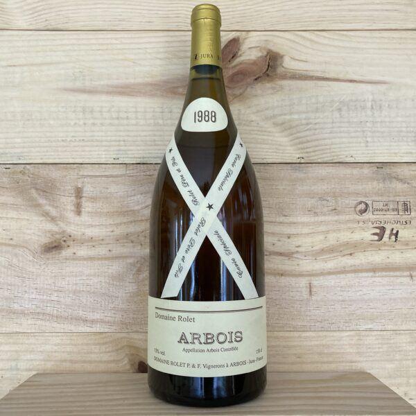 Domaine Rolet Cuvée Speciale Arbois 1988 Magnum