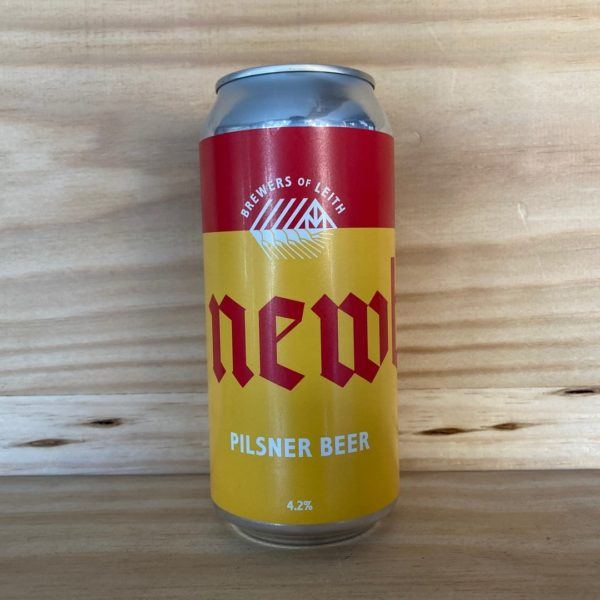 Newbarns Pilsner Beer