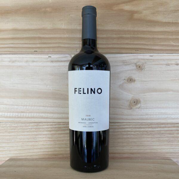 Vina Cobos Felino Malbec 2018, Mendoza