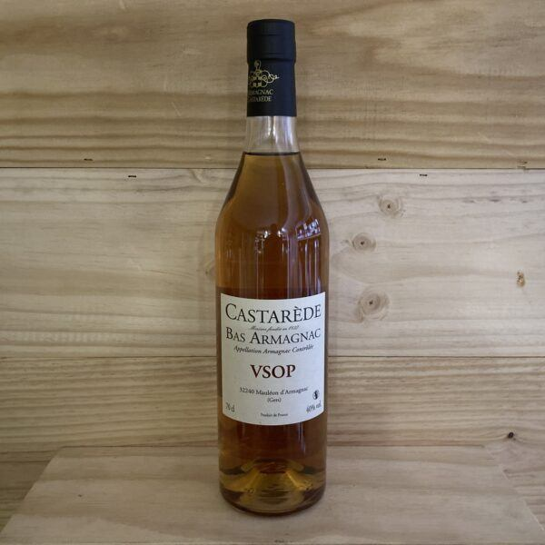 Armagnac Castarède VSOP 70cl