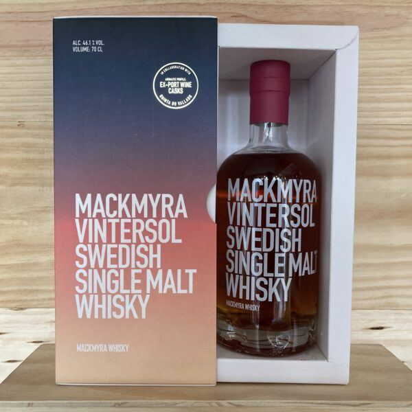 Mackmyra Vintersol Swedish Single Malt Whisky