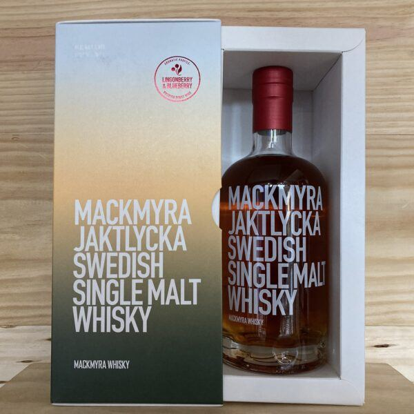 Mackmyra Jaktlycka Swedish Single Malt Whisky