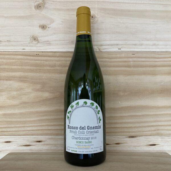 Ronco del Gnemiz Chardonnay 2018 Friuli Colli Orientali