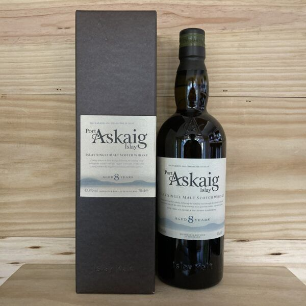 Port Askaig Aged 8 Years Islay Single Malt Scotch Whisky