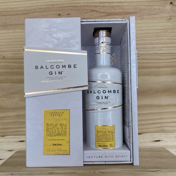 Salcombe Gin Voyager Series Phantom 50cl