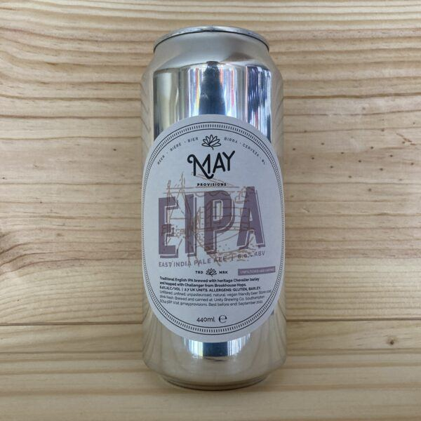 May Provisions East India Pale Ale 440ml
