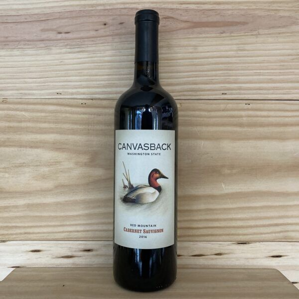 Canvasback Cabernet Sauvignon 2016 Red Mountain Washington State