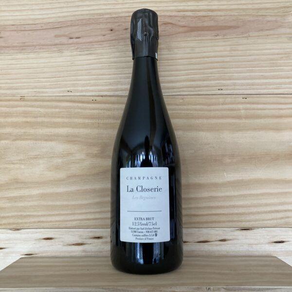 Jérôme Prévost La Closerie 'Les Béguines' Extra Brut Champagne