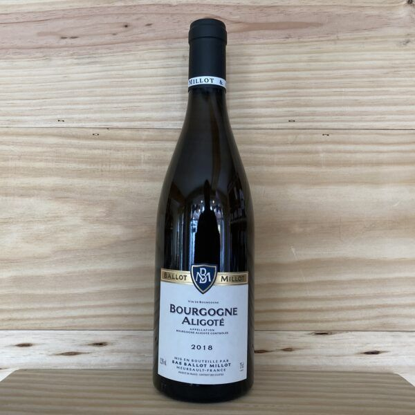 Ballot Millot Aligoté Bourgogne 2018