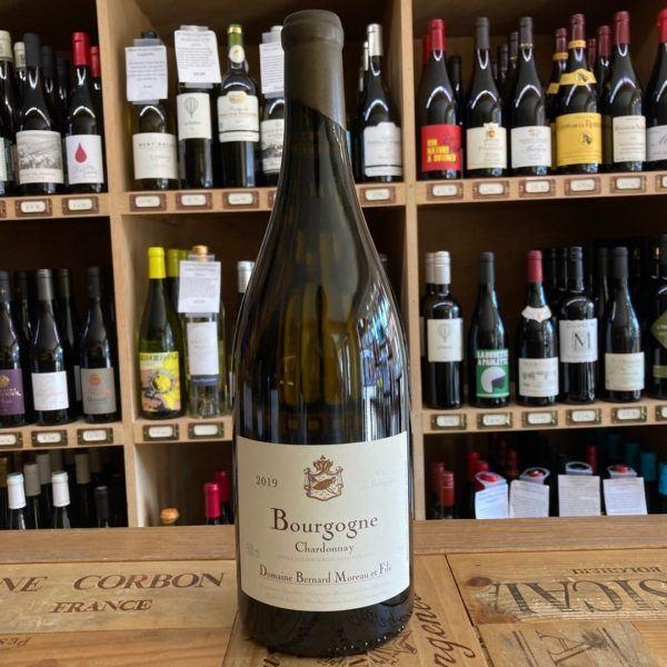 Domaine Bernard Moreau Bourgogne Chardonnay 2019 Magnum
