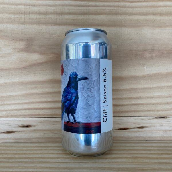 Beak x Forest & Main Cliff Saison 440ml