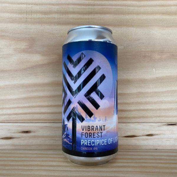 Vibrant Forest Precipice of Light Chinook IPA 440ml