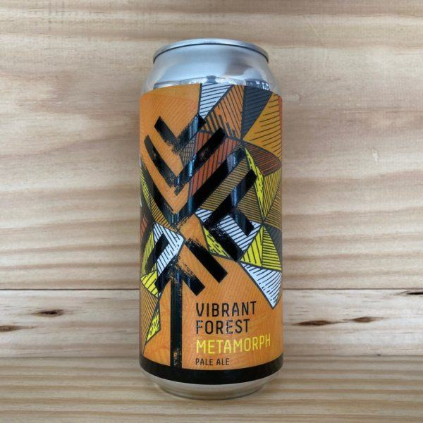 Vibrant Forest Metamorph Pale Ale 440ml