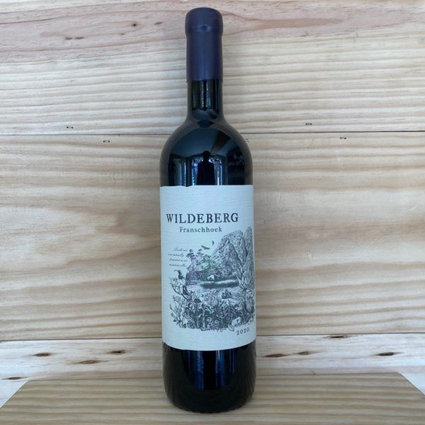Wildeberg Red Franschhoek 2020