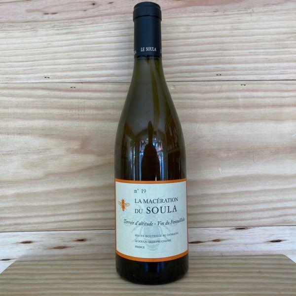 La Macération du Soula N.19 Vin du Fenouilledes