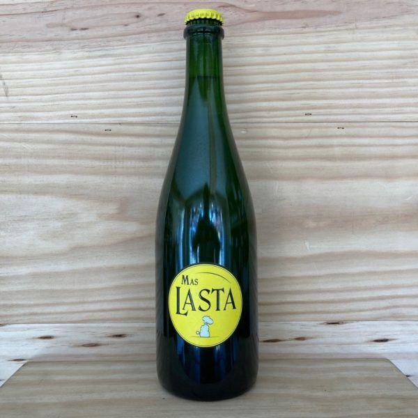 Mas Lasta Pet' Nat' Blanc de Noir Vin de France