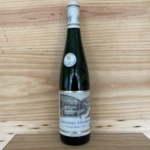 Von Othegraven Kanzemer Altenberg Riesling Kabinett 2018 Auction Bottling