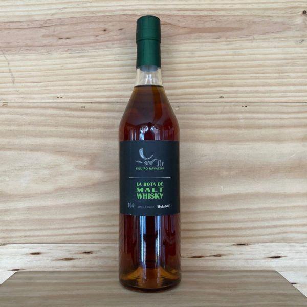 Equipo Navazos La Bota de Malt Whisky 104 Single Cask