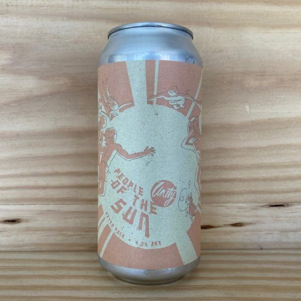 Unity Brewing People of the Sun Extra Pale 440ml
