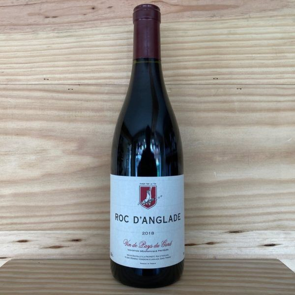 Roc D'Anglade Rouge 2018 Vin de Pays du Gard