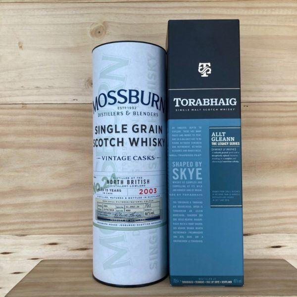 Torabhaig The Legacy Series Allt Gleann Whisky Twin Pack
