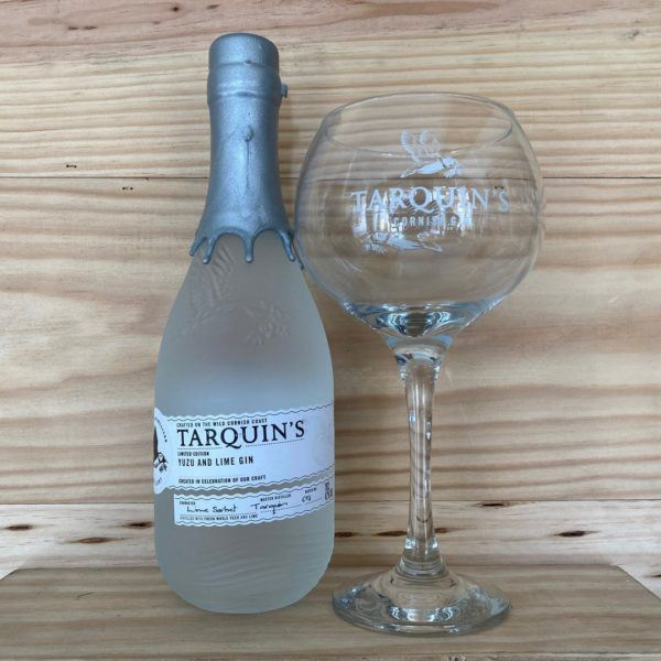 Tarquin's Yuzu and Lime Gin 70cl