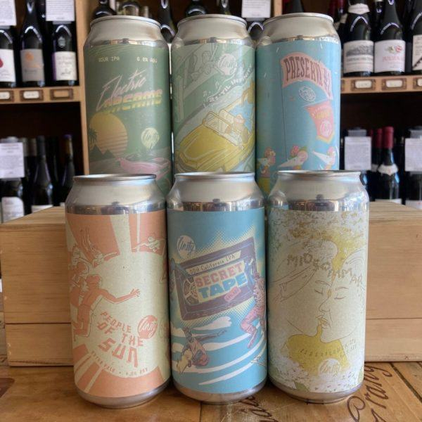 Unity Brewing Co. Selection Pack 6 x 440ml