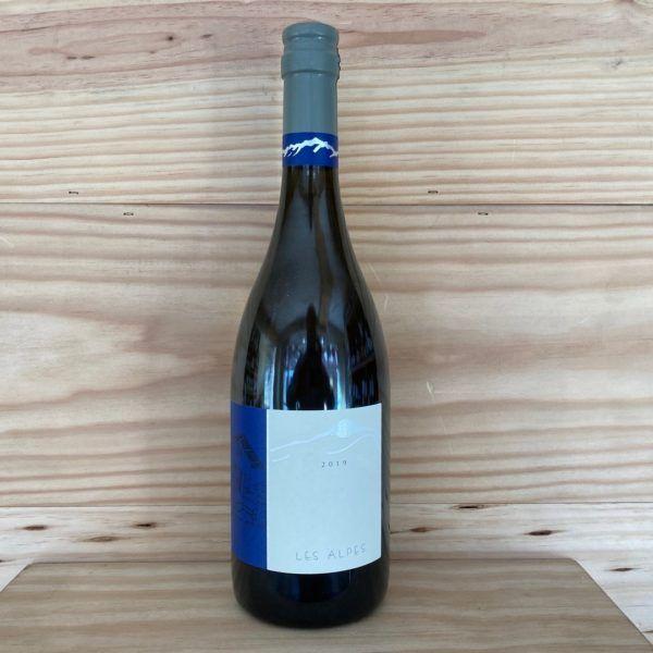 Dominique Belluard 'Les Alpes' Cépage Gringet 2019 Vin de Savoie