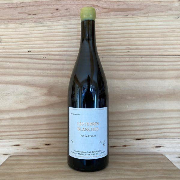 Bernaudeau Les Terres Blanches 2019 Vin de France