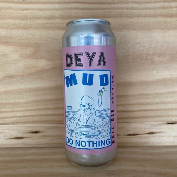 Deya 'Mud with Do Nothing' Pale Ale 500ml