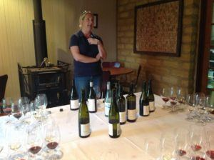Kath Oates Winemaker at Plantagenet