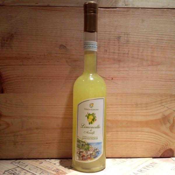 Limoncello di Amalfi Terra di Limoni 50cl